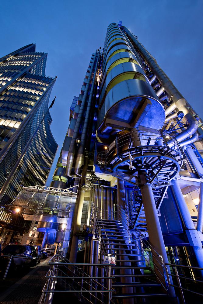 Lloyds Building, London, England