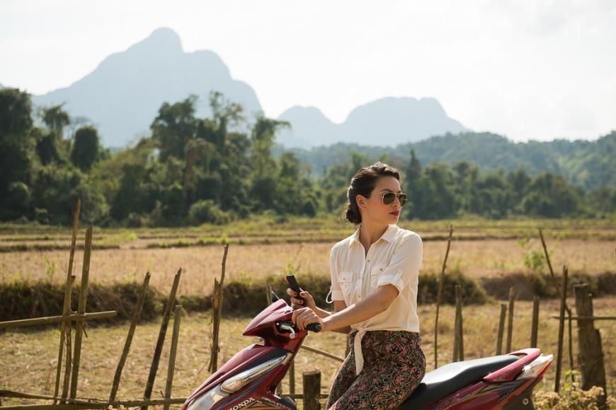 Vang Vieng, Laos, Indochina, Asia