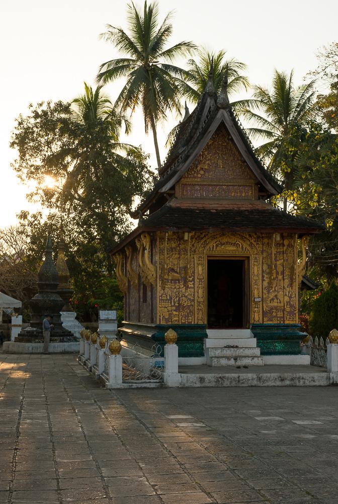 Wat Xieng Thong, Luang Prabang, Laos, Indochina, Asia