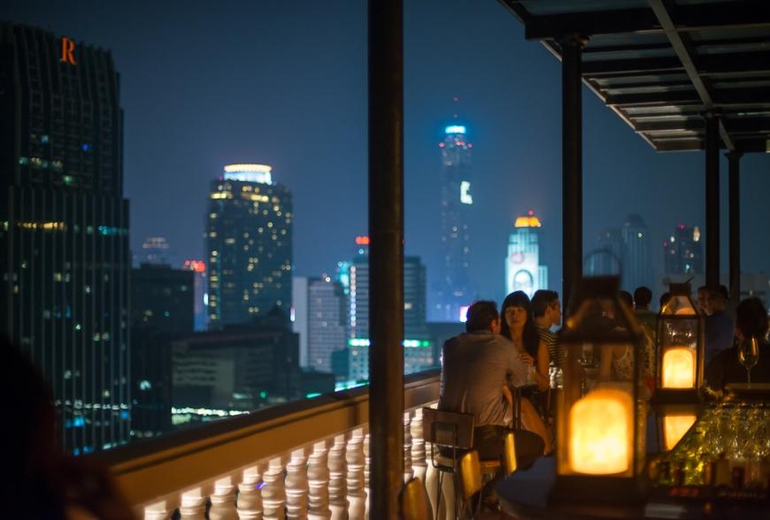 'The Speakeasy' Muse Hotel Bar, Bangkok, Thailand