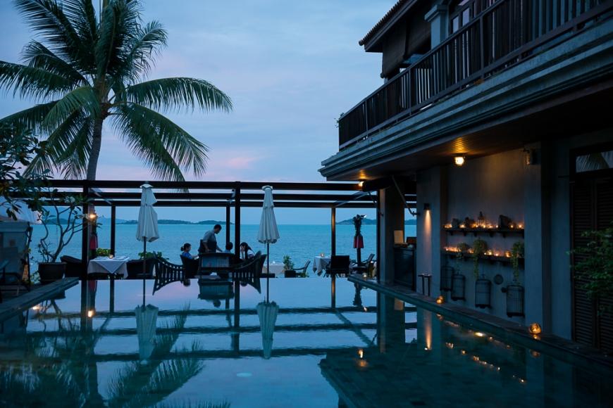 The Scent Hotel, Bangrak Beach, Bophut, Ko Samui, Thailand