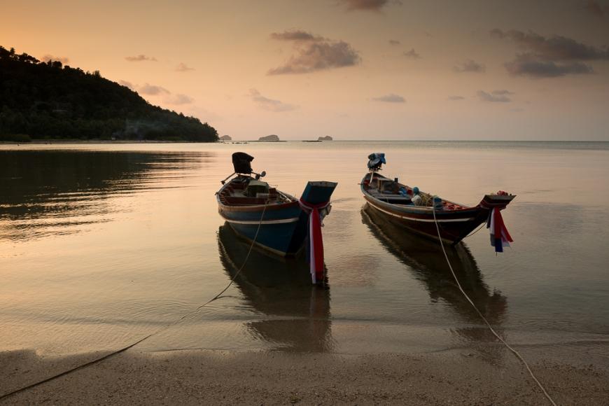 Taling Ngam Beach, Ko Samui Island, Surat Thani, Thailand
