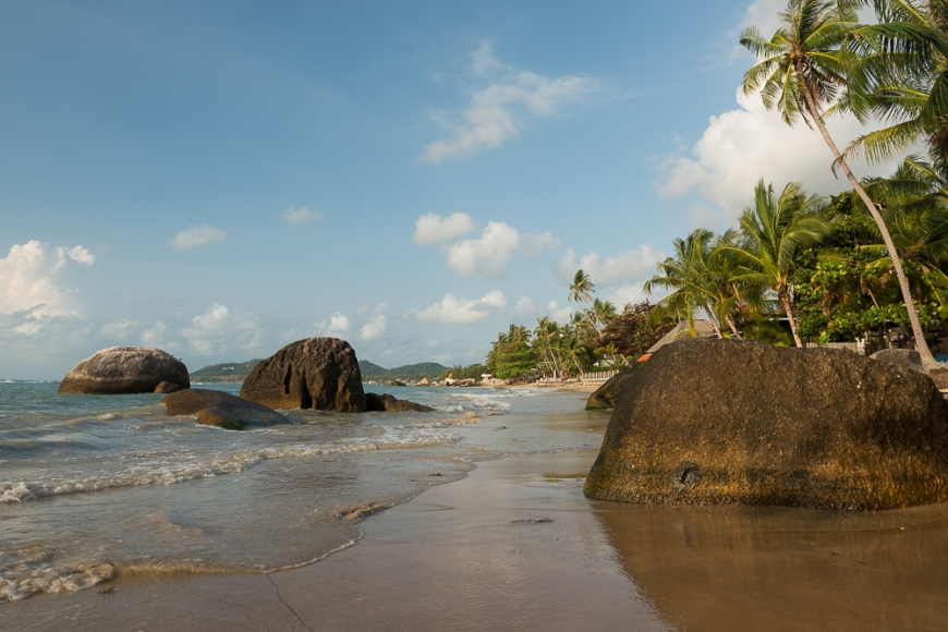 Lamai Beach, Ko Samui Island, Surat Thani, Thailand