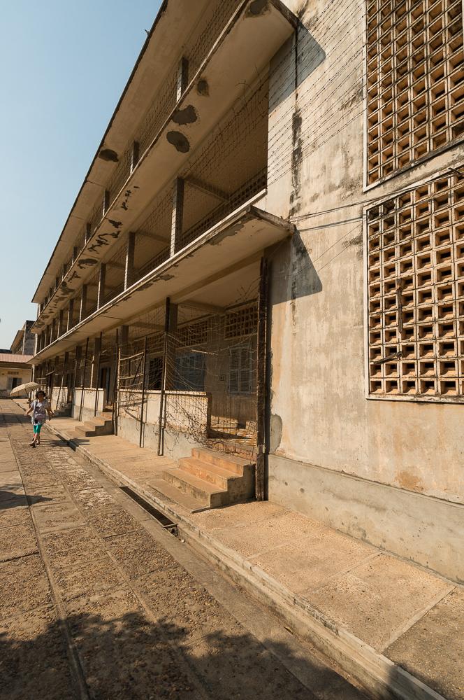 Tuol Sieng Museum, Phnom Penh, Cambodia