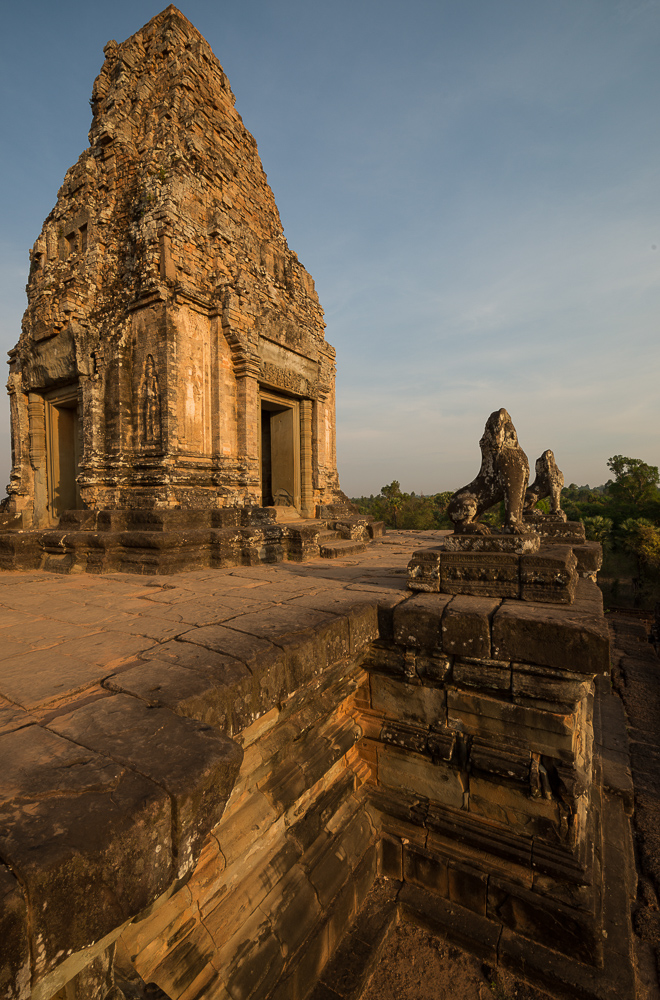 Pre Rup Temple, Angkor, Siem Reap, Cambodia, Indochina, Asia