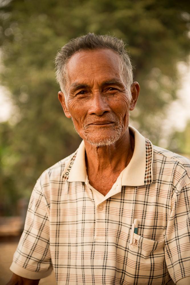 Portrait of Jay, Battambang, Battambang Province, Cambodia, Indochina, Asia