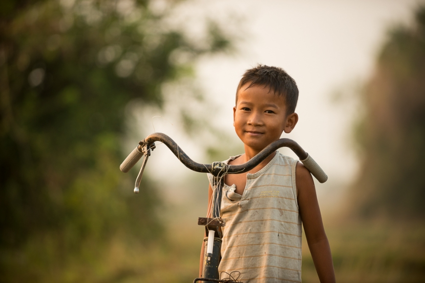 Portrait of Te, Kep, Kep Province, Cambodia, Indochina, Asia