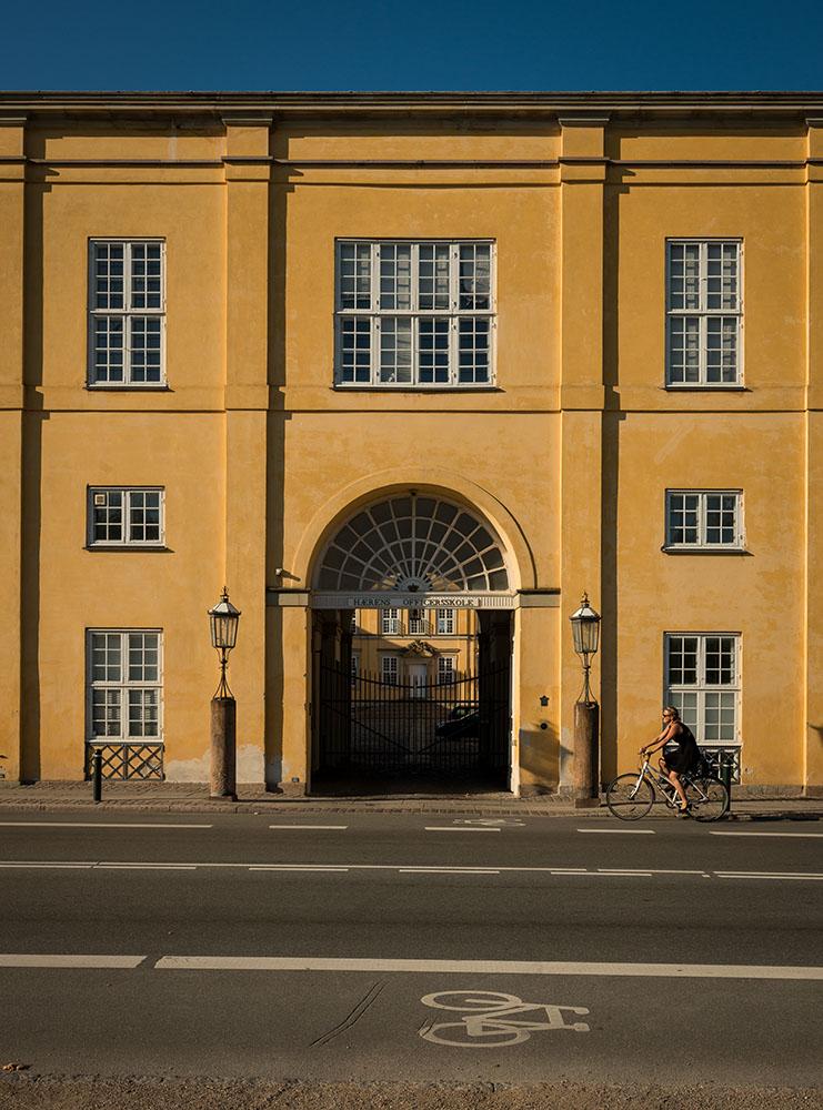 Haerens Officersskole, Copenhagen, Denmark