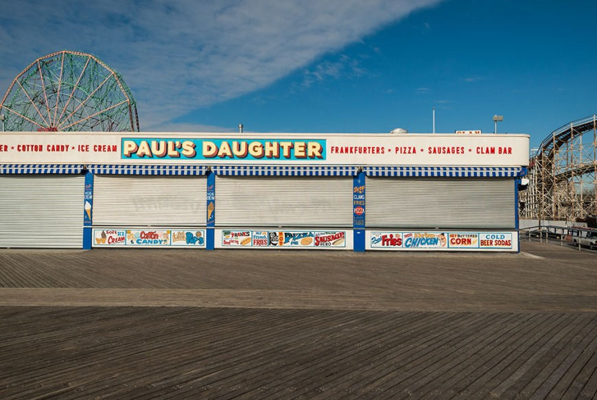 Coney Island, Brooklyn, New York, USA