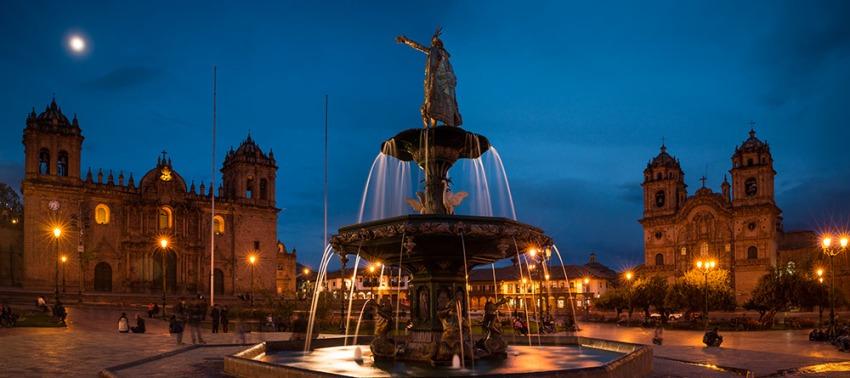 La Catedral, Plaza de Armas, Cusco, Peru