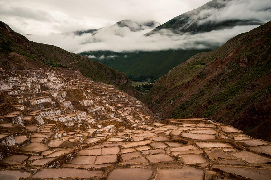 Las Salinas (Salt Pans), Sacred Valley, Peru