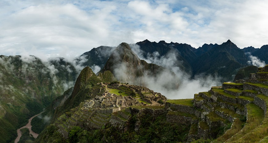 Machu Picchu, The Sacred Valley, Peru