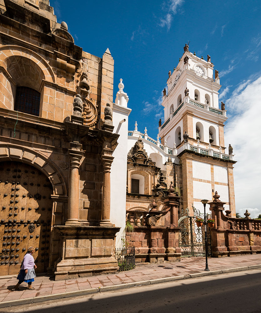The Cathedral, Sucre, Bolivia