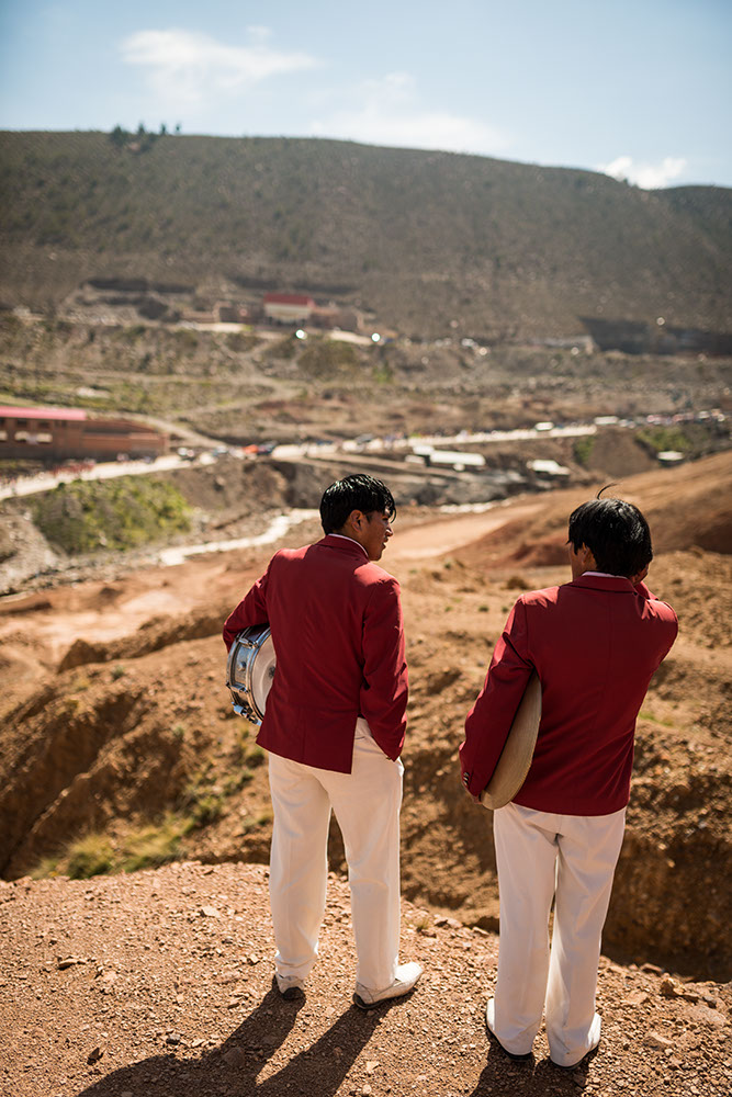 The Miners Carnival, Cerro Rico, Potosi, Southern Altiplano, Bolivia