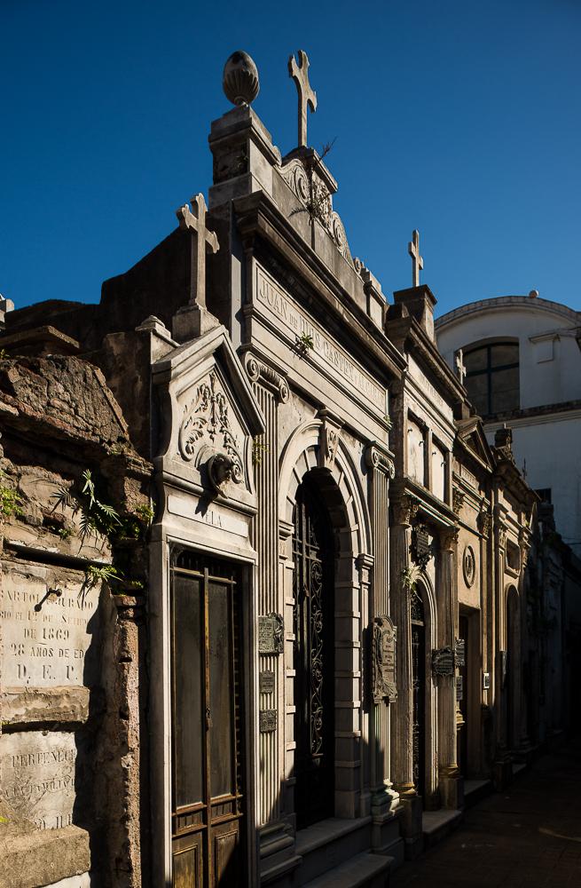 Cementerio de la Recoleta, Recoleta, Buenos Aires, Argentina