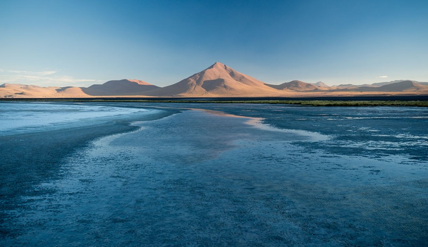 Laguna Colorada, Reserva Eduardo Avaroa, Bolivia