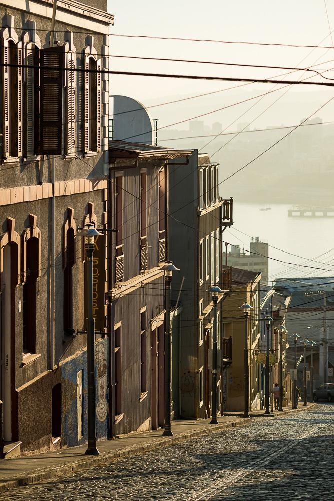 Cerro Concepción, Valparaíso, Central Coast, Chile
