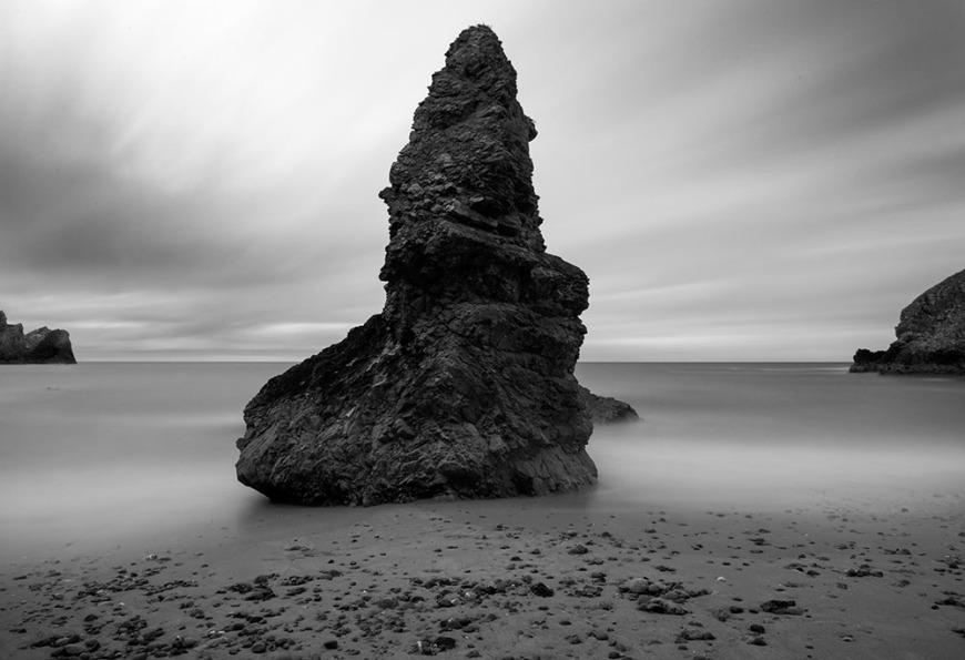 Sea Stack, Pembrokeshire Coast National Park, Wales, UK
