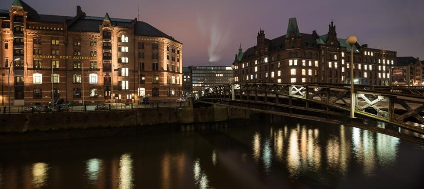 Hafencity , Hamburg, Germany