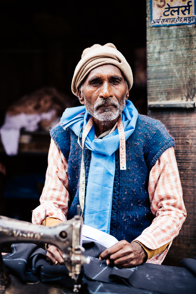 Mathura, Uttar Pradesh, India