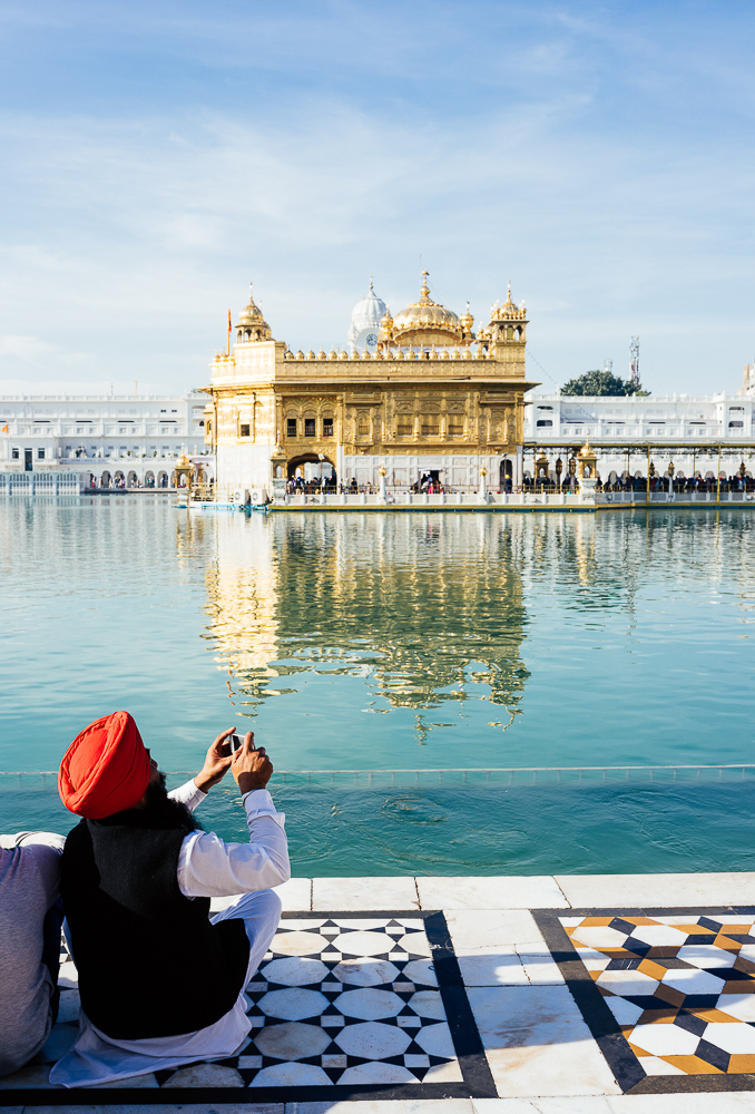Harmandir Sahib (Golden Temple), Amritsar, Punjab, India