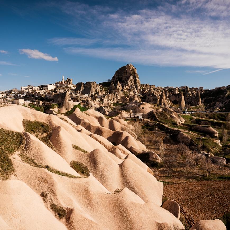 Uçhisar, Cappadocia, Anatolia Region, Turkey