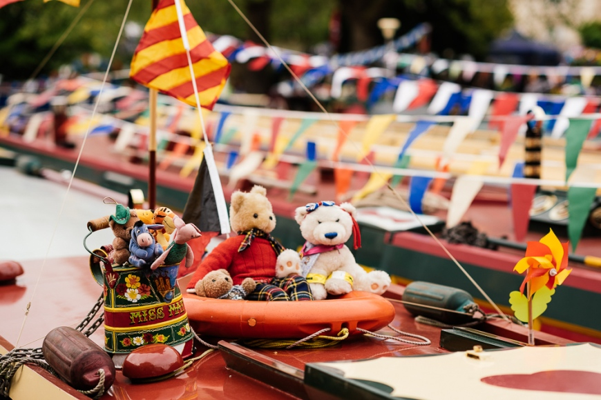 The Canal Cavalcade, Little Venice, London, England
