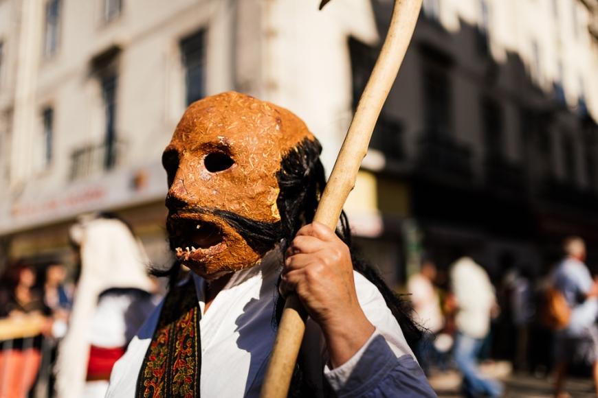 International Festival Iberian Mask, Lisbon, Portugal