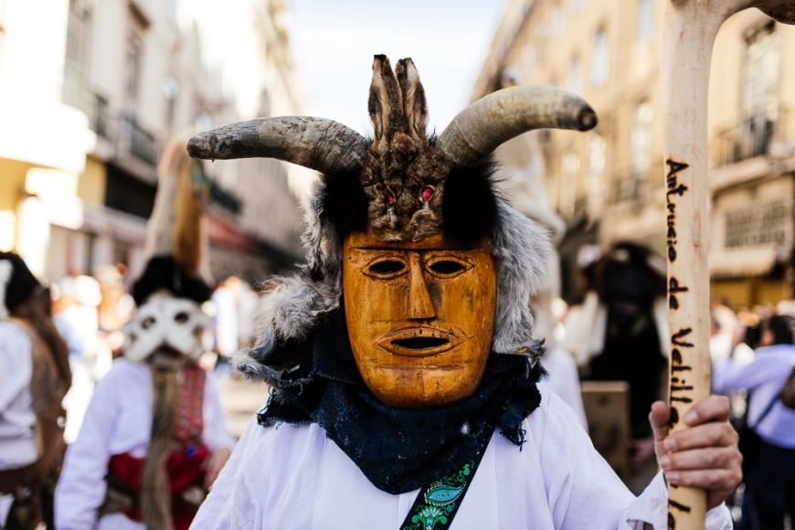 International Festival Iberian Mask, Lisbon, Portugal