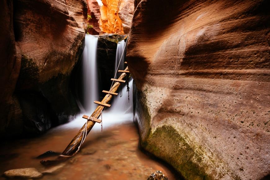 Kanarra Creek Canyon, Kanarraville, Utah, USA