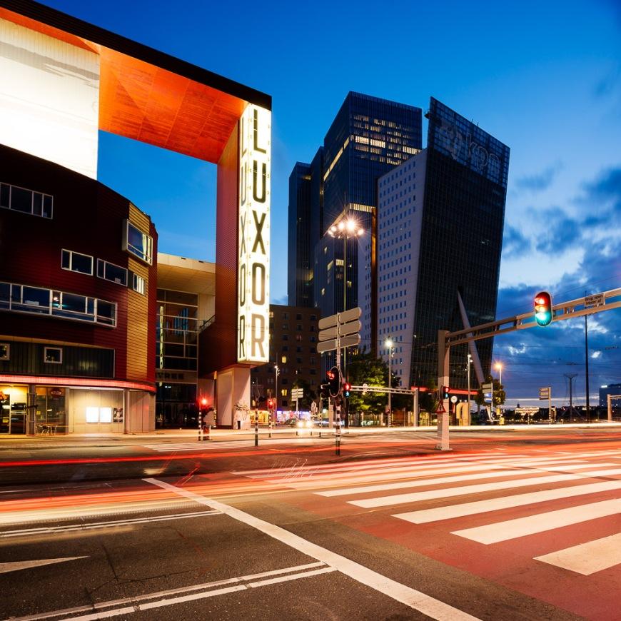 The Luxor Theatre, Kop van Zuid, Rotterdam, Netherlands