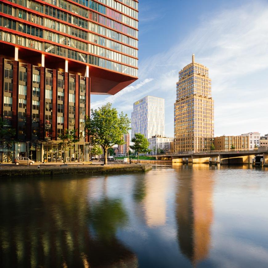 Wijnhaven, Rotterdam, Netherlands
