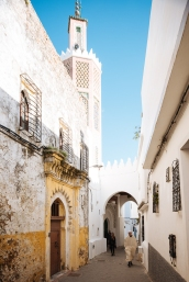 Kasbah, Tangier, Morocco, North Africa