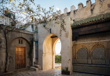 Kasbah, Medina, Tangier, Morocco, North Africa