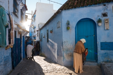 Chefchaouen, Morocco, North Africa