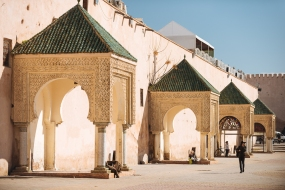 Place Lahdim, Meknes, Morocco, North Africa