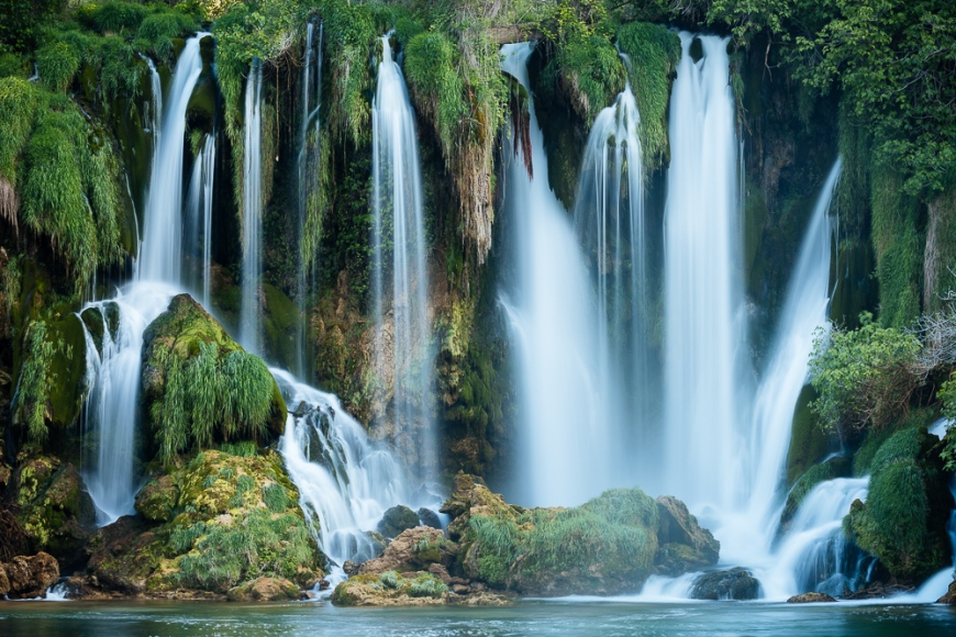 Kravice Waterfalls, Bosnia & Hercegovina