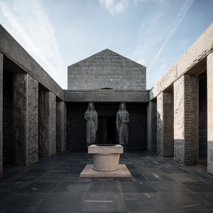 Njegoš Mausoleum, Lovćen National Park, Montenegro