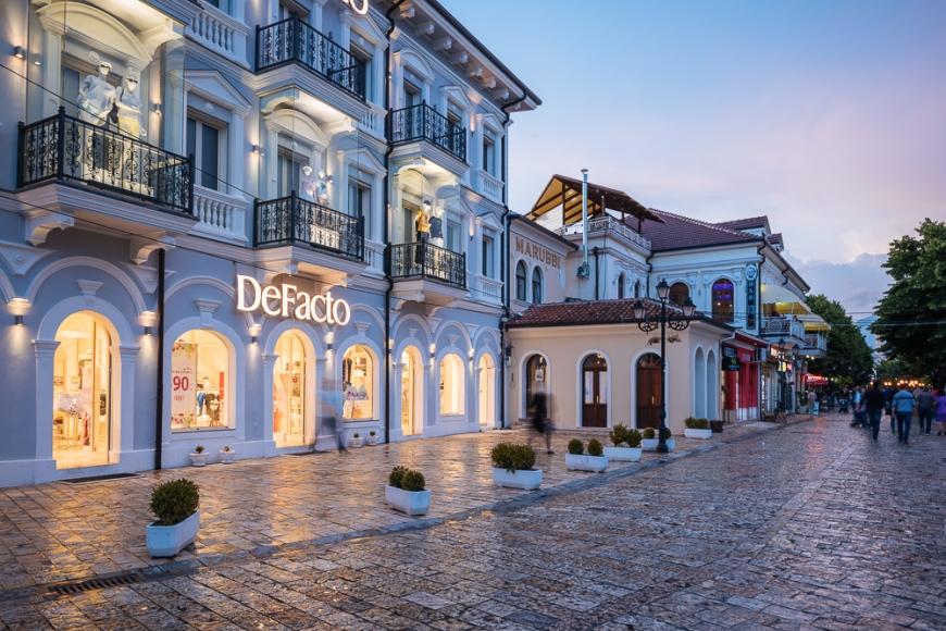 Old Town, Shkodra, Albania