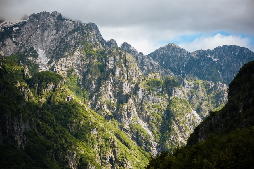 The Accursed Mountains, Theth, Albania