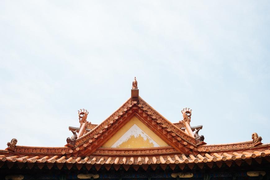 Confucian Temple, Jianshui, Yunnan Province, China