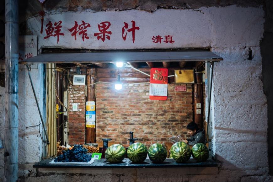 Dali, Yunnan Province, China