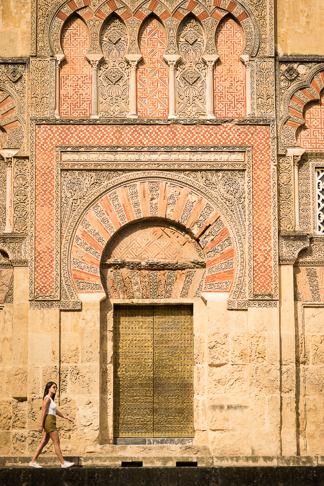 The Mosque–Cathedral (Mezquita) of Córdoba, Cordoba, Andalucia, Spain