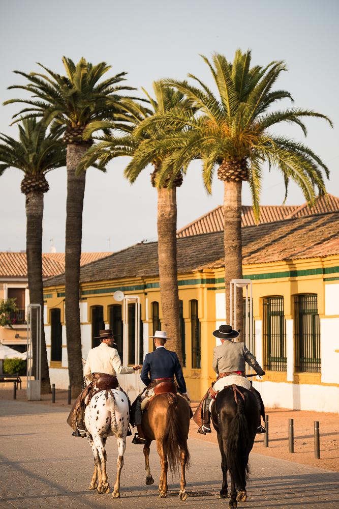 Feira de Cordoba, Cordoba, Andalucia, Spain