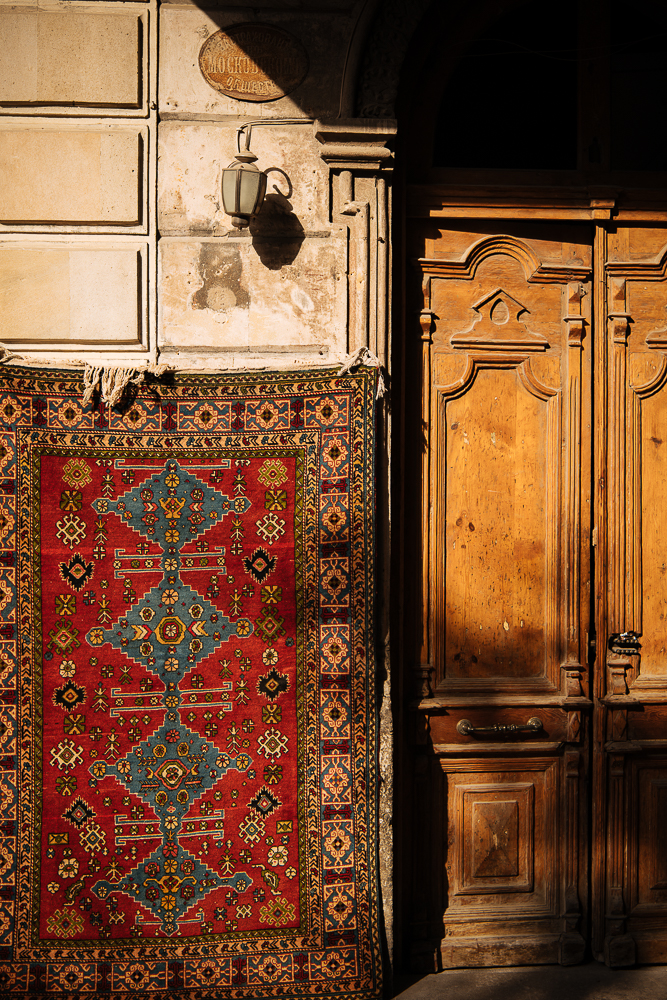 Carpet Shop, Baku, Azerbaijan