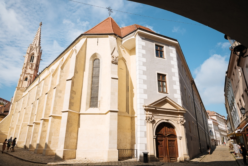 Old Town, Bratislava, Slovakia