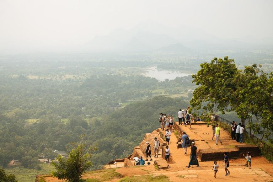 Sigiriya, Central Province, Sri Lanka, Asia