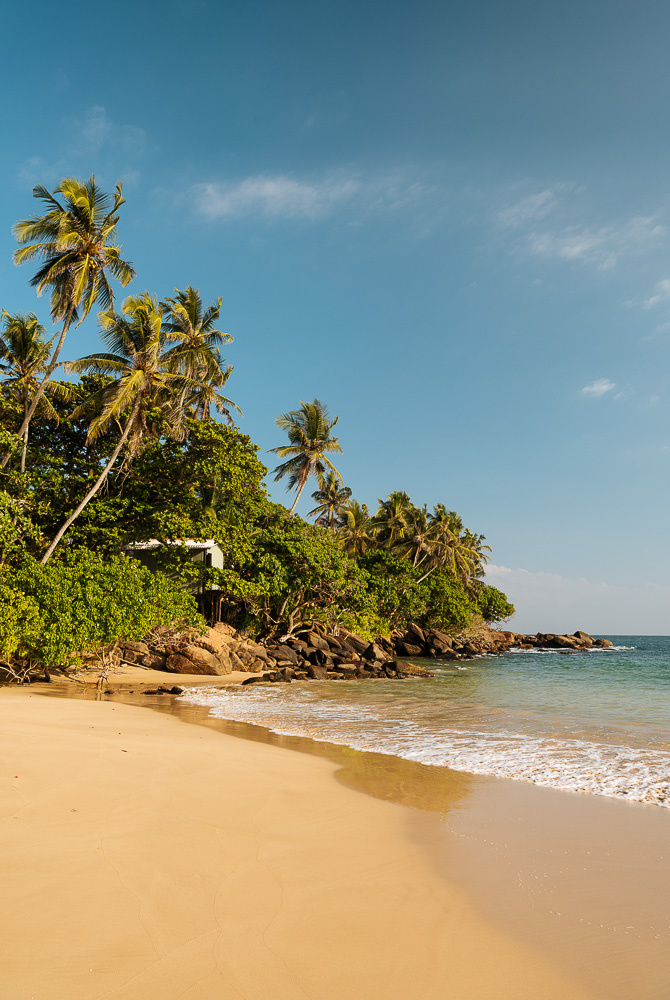 Devinuwara Beach, Dondra, South Coast, Sri Lanka, Asia