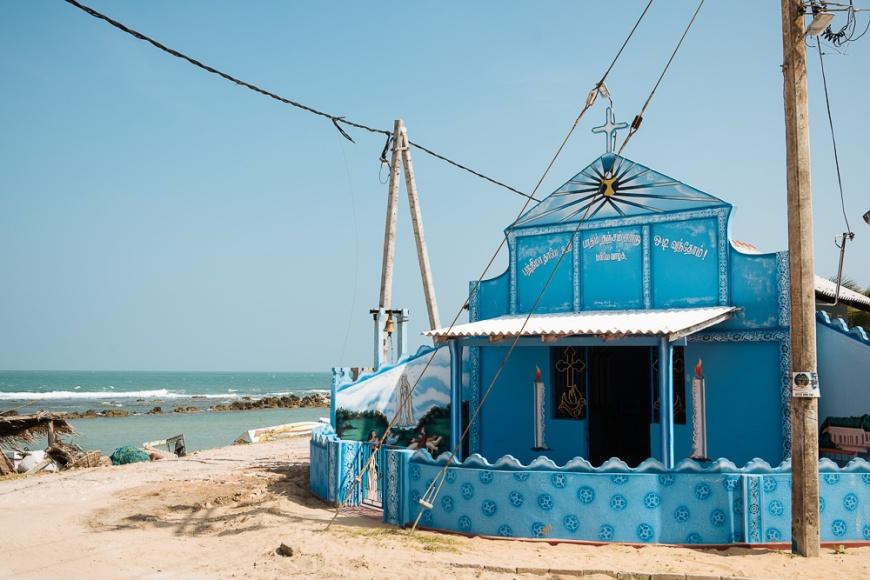 Point Pedro, Jaffna, Northern Province, Sri Lanka, Asia
