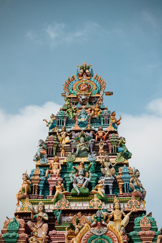 Nainativu Nagapooshani Amman Kovil Temple, Nainativu , Northern Province, Sri Lanka, Asia